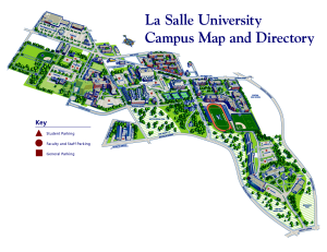 lasalle map